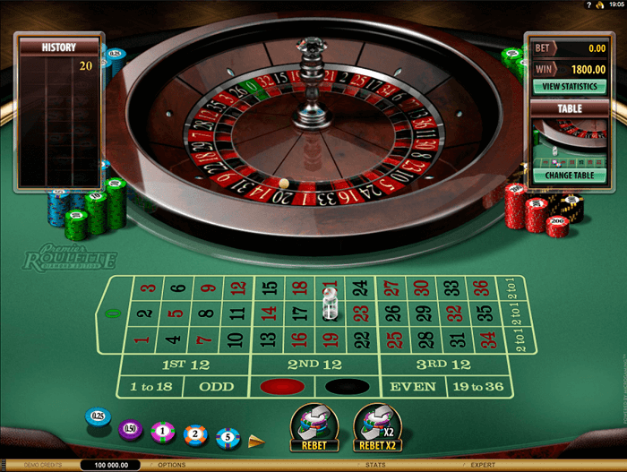 More Details about Roulette Online Casino Gambling Game