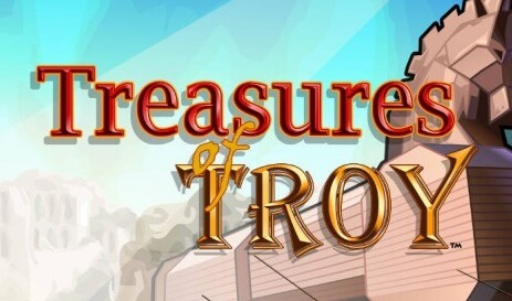 Treasures of Troy Slot Machine Review for Internet Players