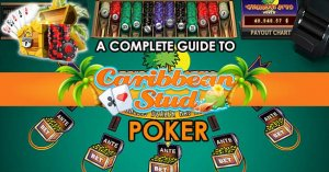 A Guide to Playing Online Casino Game Caribbean Stud Poker